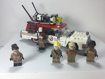 LEGO Ghostbusters Ecto-1 & 2 (75828) Incomplete