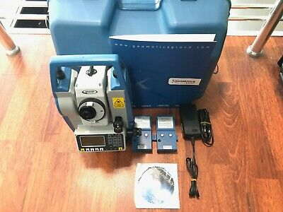 Spectra Precision Focus 2 5second Total Station