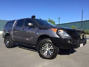 2012 Mazda BT-50 Ute 3.2 LOADED WITH EXTRAS BEST IN TOWN Arundel Gold Coast City Preview
