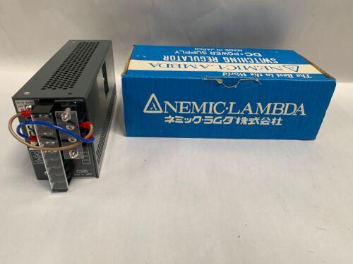 UNUSED Nemic Lambda SR100-24/5G Switching Power Supply (A20)