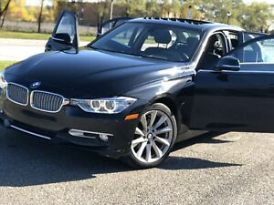 2014 BMW 320i XDrive (AWD) with Extended Warranty and 8 tires!!