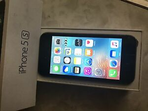 IPHONE 5S 16GB BELL AND VIRGIN