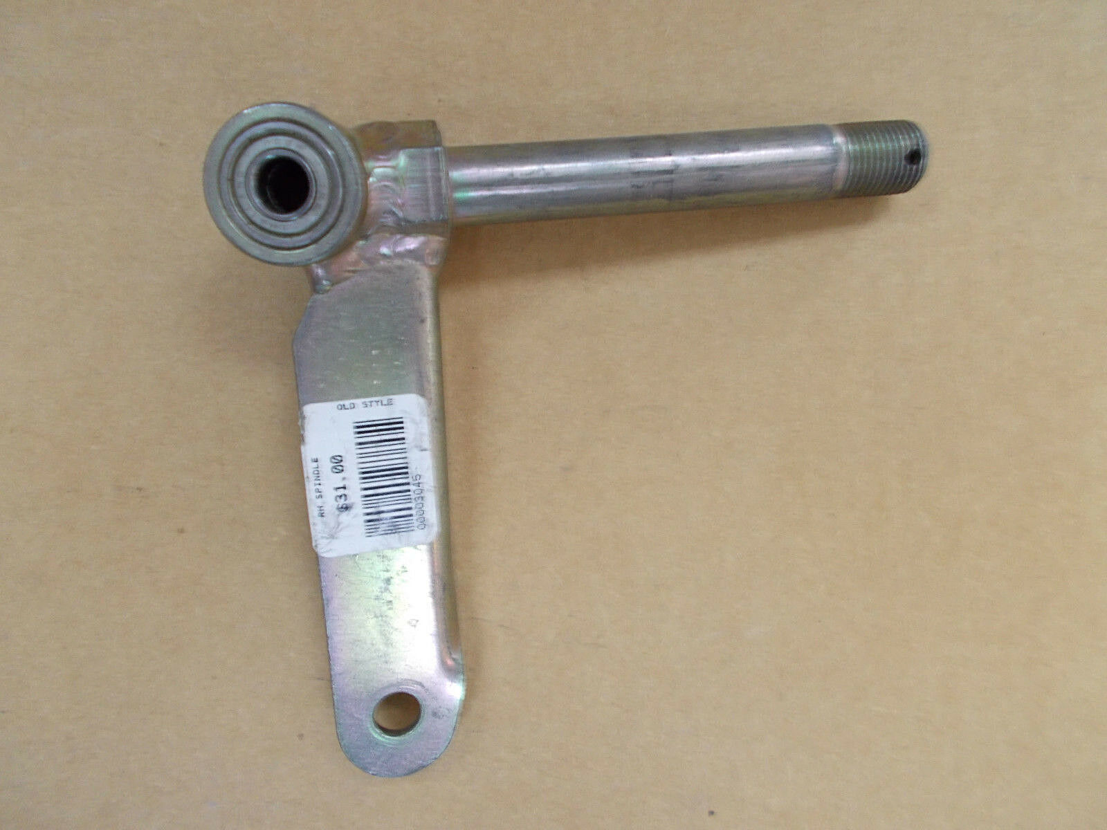 """Coyote Kart Racing Spindle 5/8"""" Shaft Right Side 12 degrees"""
