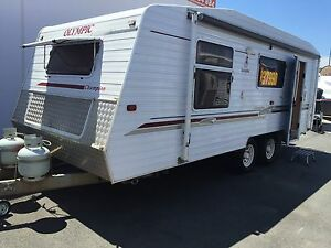 USED CARAVAN 2006 OLYMPIC CHAMPION 21FT Caboolture Caboolture Area Preview