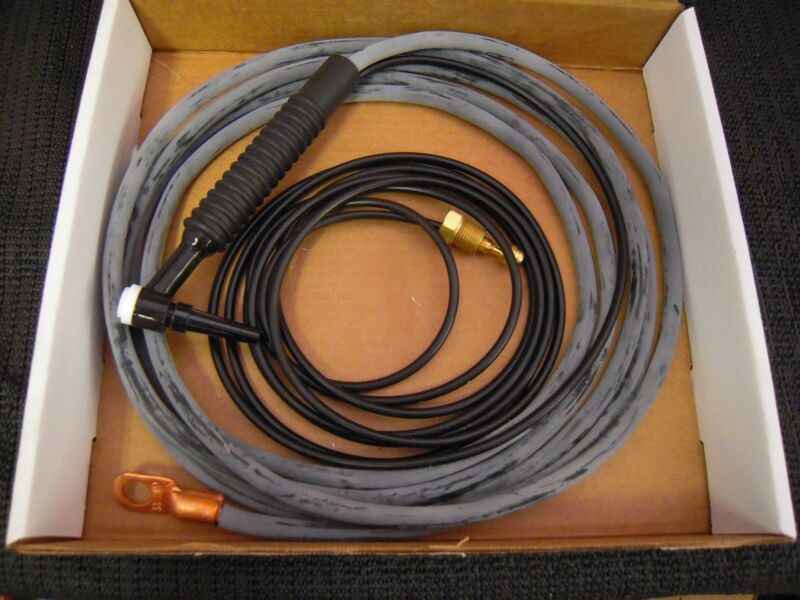 ESAB - 19684 - TIG Welding Torch Amperage Rating: 140 Type  Air Cooled NEW