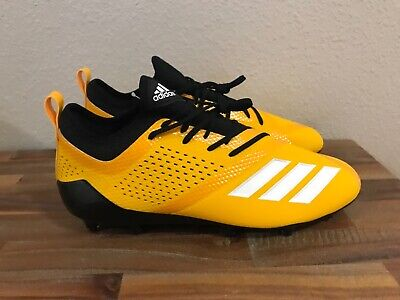 16bd0e38de1c Adidas Adizero 5-Star 7.0 Low Football Cleats Yellow/Black CQ0320 Men Sz 12