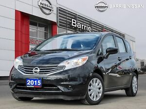 2015 Nissan Versa Note 1.6 S MANAGERS SPECIAL