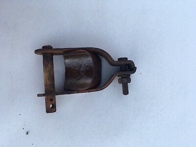 Allis Chalmers B C Ca Tractor Ac 1949 Steering Column Support And Hold Down.