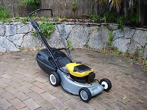 VICTA 'CORVETTE' ALLOY MOWER, 2 STROKE, 4 BLADE, FULLY SERVICED North Narrabeen Pittwater Area Preview