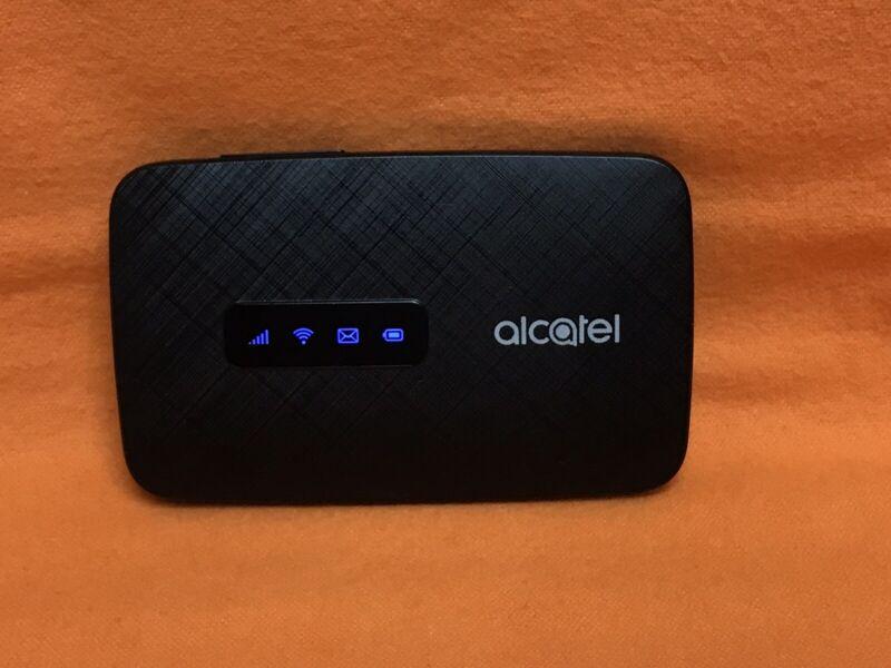 GSM Unlocked T-Mobile AT&T Alcatel Linkzone MW41TM 4G LTE Hotspot WiFi Mifi