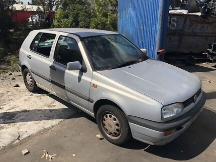 Vw golf VW GOLF mark 3 MARK 3 WRECKING CAR 4 PARTS Northmead Parramatta Area Preview