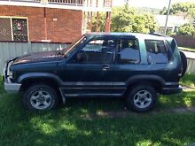 1995 Holden Jackaroo Wagon Jesmond Newcastle Area Preview