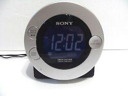 Sony ICF-CD7iPAM/FM Radio ClockDREAM MACHINE iPod Dock Alarm