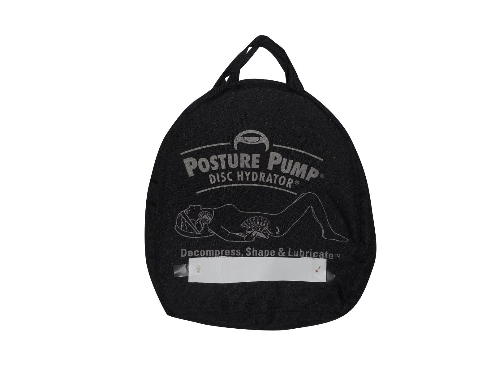 как выглядит Posture pump bag, padded with mesh sleeve and pockets for other accessories. фото