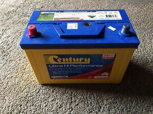Car battery 4WD for sale Perth Perth City Area Preview