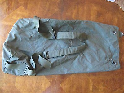 Duffel Bag  Military Nylon Back Pack 2 Shoulder Straps