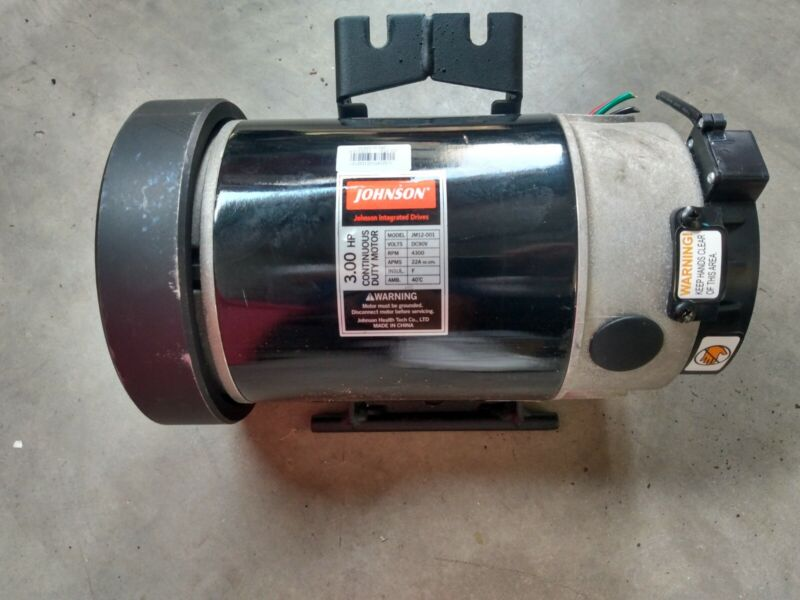 Johnson 3.00 HP Continuous Use Motor