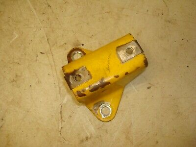 1968 Ford 2110 Lcg Tractor Lower Dash Panel Mount Support 2000