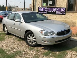 2005 BUICK ALLURE VERY LOW KM MINT CONDITION