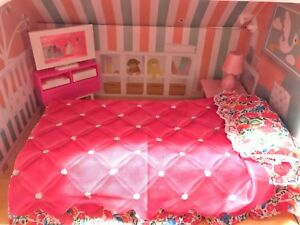 Barbie furniture, bedroom set