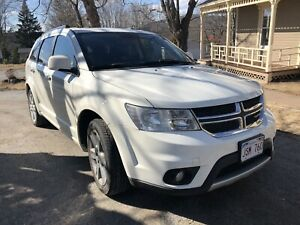 2011 Dodge Journey AWD all leather