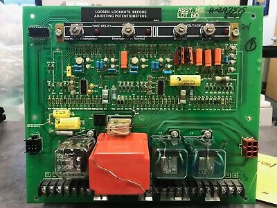 Kohler Automatic Transfer Switch Control Board A-297375