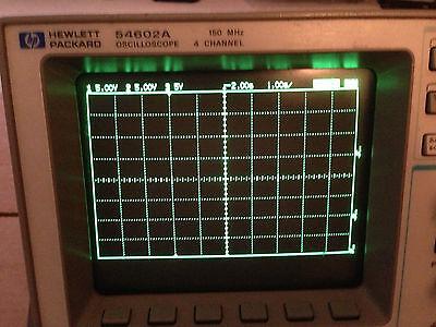 Hpagilent 54602a 150mhz 4ch Oscilloscope