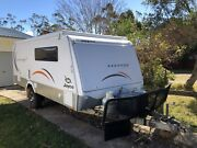 Jayco Expanda Outback with ensuit 16.49-3HL Springwood Blue Mountains Preview