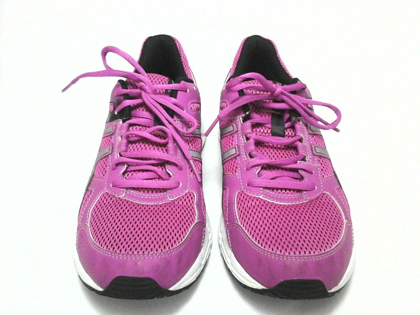 ASICS GEL ESSENT 2 Womens Sneakers PINK Athletic Shoes Running US 12 EU  44.5 EUC
