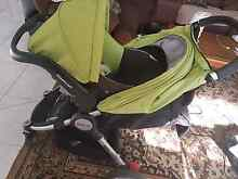 Steelcraft Agile cruiser with capsule/ car seat Mirrabooka Stirling Area Preview
