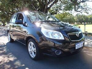 2011 Holden Barina 5 Door Hatchback Victoria Park Victoria Park Area Preview