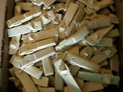 500 Security Tags - Retail - Anti Theft - No Pins - 4 Inches