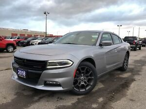 2018 Dodge Charger GT**AWD**8.4 TOUCHSCREEN**BACK UP CAM**BLUETO
