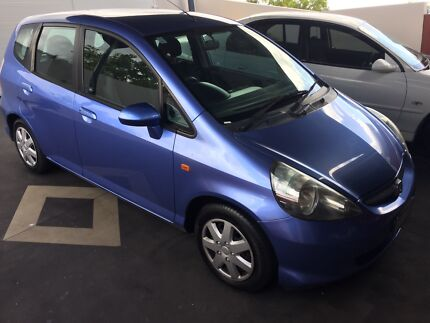 2006 HONDA JAZZ MANUAL LOW KMS REGO AND RWC Pacific Pines Gold Coast City Preview