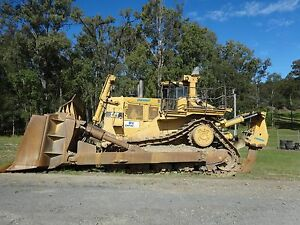 CATERPILLAR D11N DOZER WILL BE SOLD Yatala Gold Coast North Preview