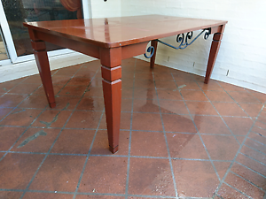 ****Rustic old dining table **** Camden Camden Area Preview