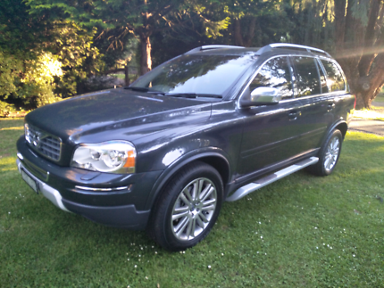 2011 XC90 Volvo Executive Petrol Tremont Yarra Ranges Preview