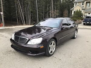 2004 Mercedes-Benz S500 4matic