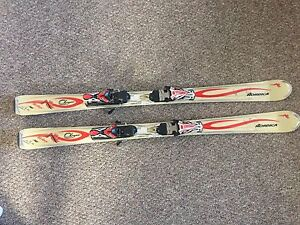 Nordica Skis Rossignol Boots and Poles