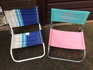 BEACH CHAIRS FOR SALE Coogee Eastern Suburbs Preview
