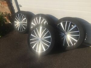 "17"" Volkswagen wheels"