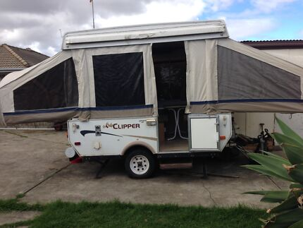 Model CARAVAN HIRE  2011 JAYCO EXPANDA 17562 Waurn Ponds Geelong City
