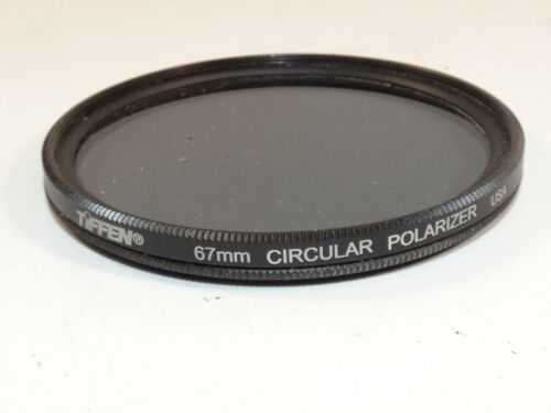 TIFFEN 67mm Circular Polarizer Pre-Owned