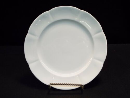 "Set of (4) Block Windsor Royal Bone China 8 1/2"" Salad Plates"