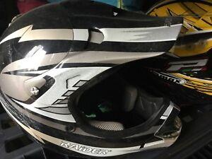 2 DirtBike Helmets $75