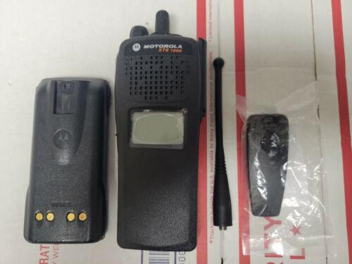 Motorola XTS1500 1.5 UHF 450-520Mhz H66SDD9PW5BN ADP P25 Digital Astro Radio