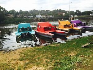 Paddle Boats Wamberal Gosford Area Preview