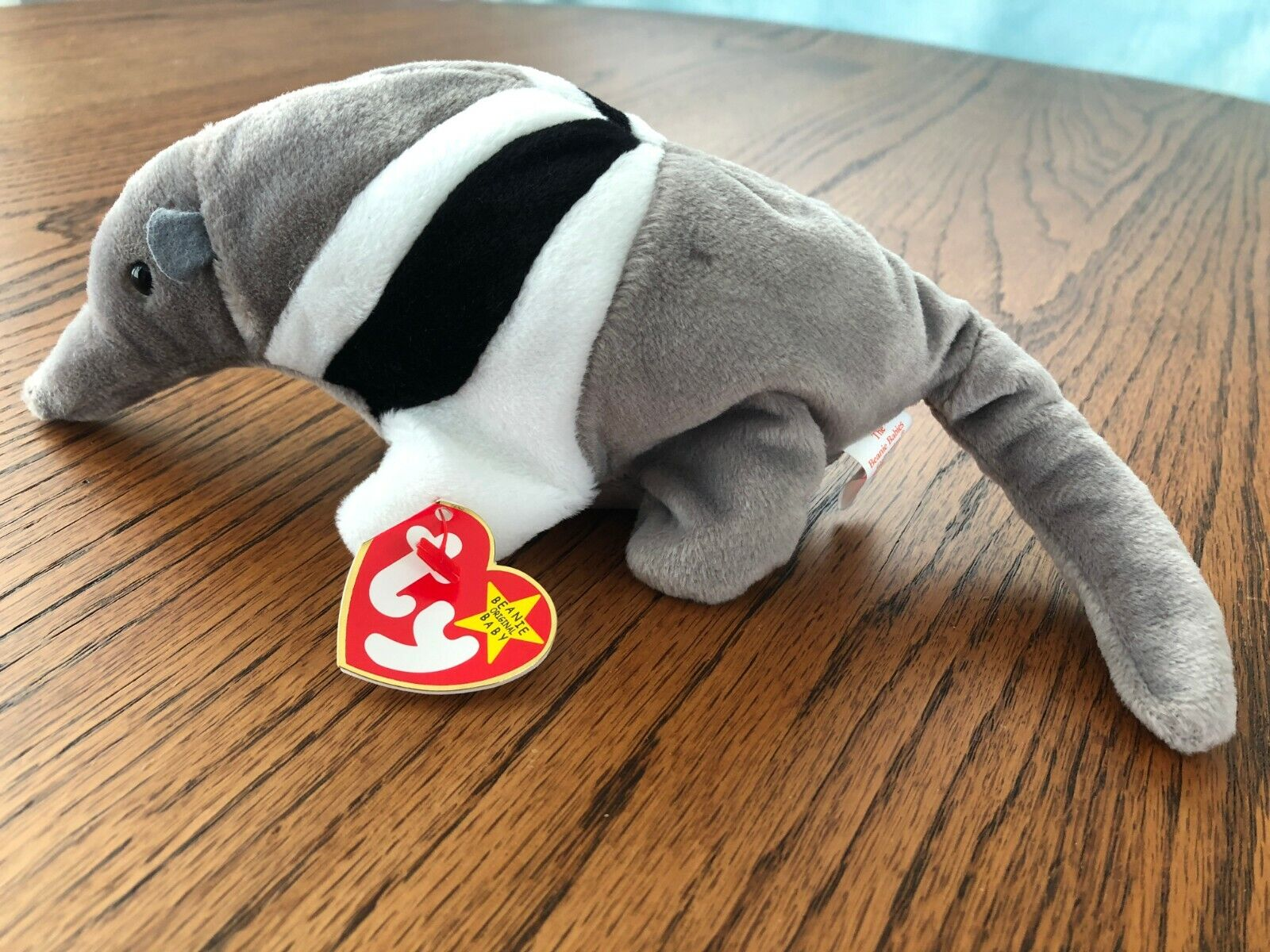 vintage retired beanie baby ants the anteater