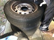 Wheels and tyres for ford Ute Holden  Shelly Beach Wyong Area Preview