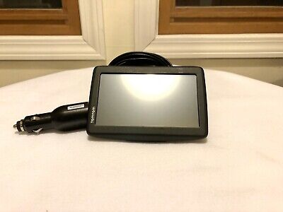 TomTom VIA 1515M 5 inch GPS Navigator - Black/Gray